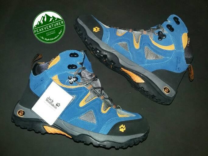 harga Sepatu gunung jws jack wolfskin little wing Tokopedia.com