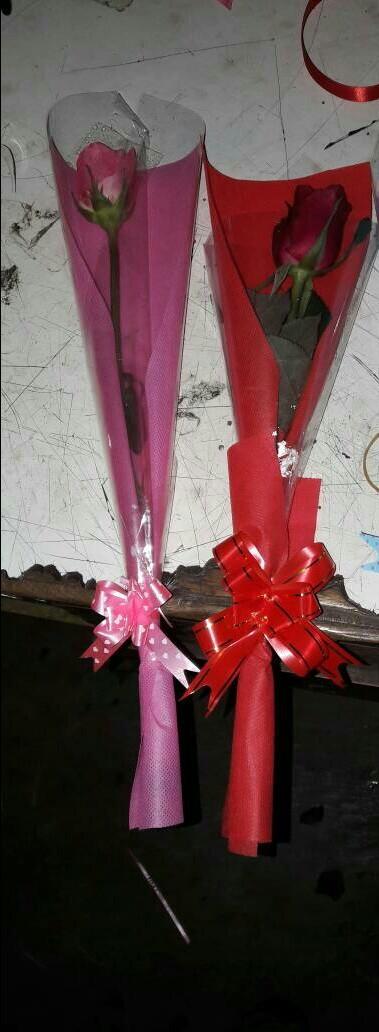 Jual Buket Bunga Mawar Satuan   Bunga Wisuda   Buket Bunga - Freshcut  Flower - OS  64117ce410
