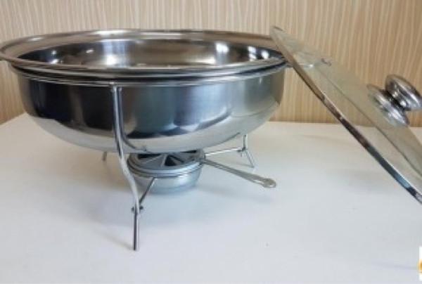 harga Panci prasmanan sup soup tutup kaca pemanas warmer stainless steel Tokopedia.com