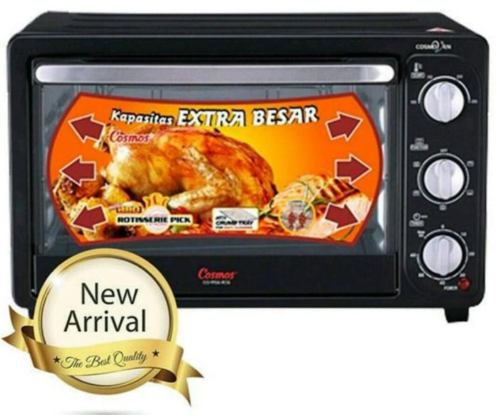 harga Cosmos Bbq Rotisserie Oven 26 Liter 800 Watt Co 9926 Rcg Tokopedia.com