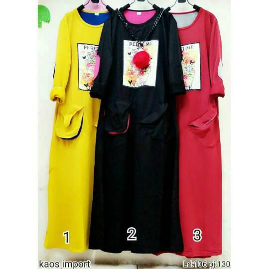 Promo Gamis Murah Gamis Jumbo 4l Baju Muslim Terbaru Kaos Import ... b907b2c3f8