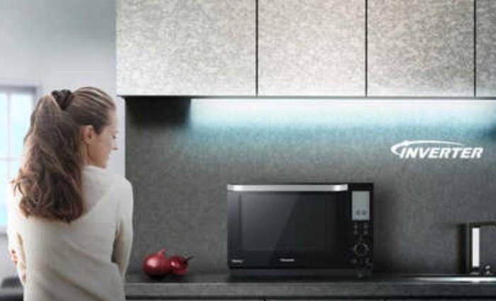 harga Panasonic nn-ds596b steam microwave oven inverter Tokopedia.com