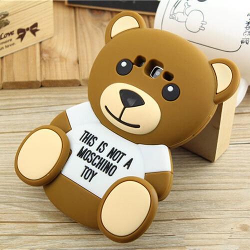 harga Samsung galaxy j5 prime / j5 2017 case cute karakter 4d teddy bear Tokopedia.com
