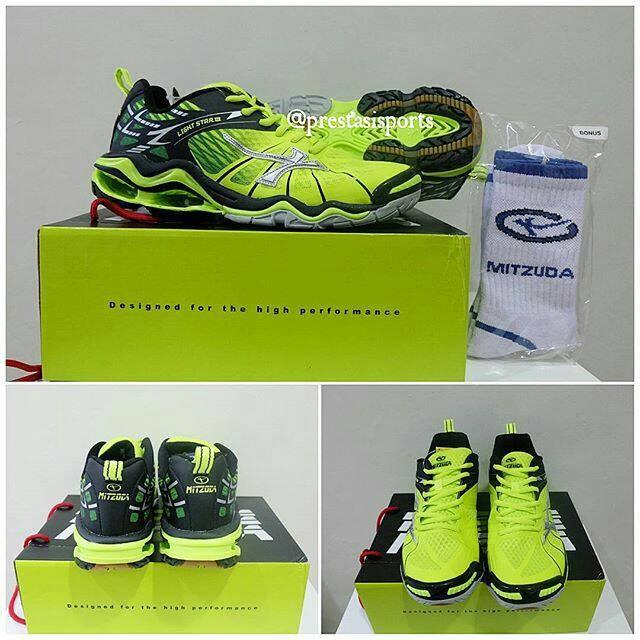 Beli Sepatu Volley Volly Voli Mitzuda Light Star Iii 100 Original ... a363de7600