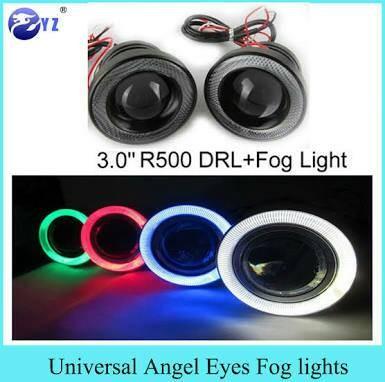 harga Foglamp projector led angel eyes mobil murah dan bagus Tokopedia.com