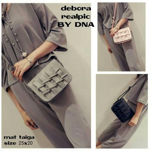 Foto Produk tas fashion wanita murah slingbag debora grosir tas selempang dari Then4Shop