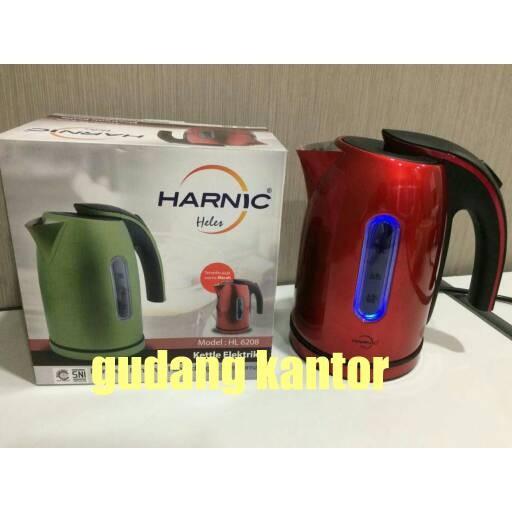 harga Kettle harnic heles hl6208 - teko pemanas air listrik 6208 Tokopedia.com