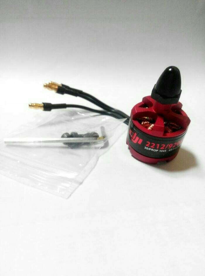 harga Dji brushless motor oem 2212 920kv for f330 f450 f550 s500 Tokopedia.com