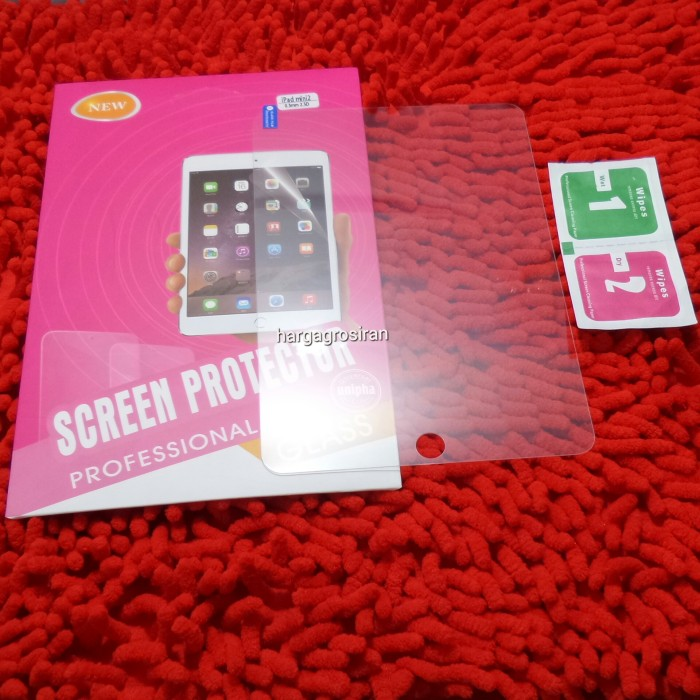 harga Tempered glass ipad mini / ipad mini 2 retina / anti gores kaca std ta Tokopedia.com