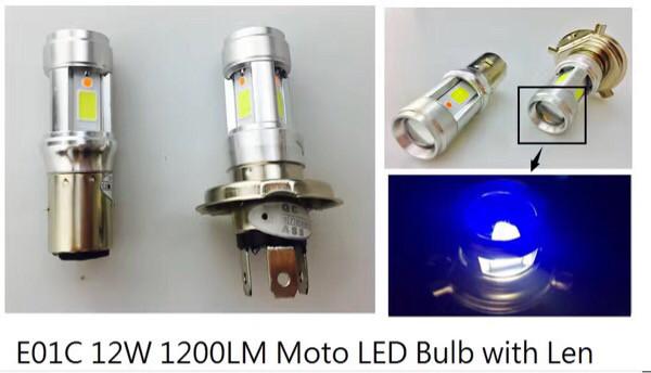 harga Headlamp led cree h4 lampu rtd utama e01c vixion byson scoopy cb 3sisi Tokopedia.com
