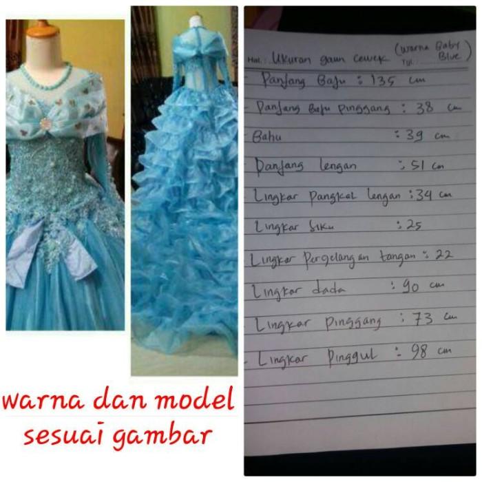harga Promo gaun pengantin (by request) Tokopedia.com