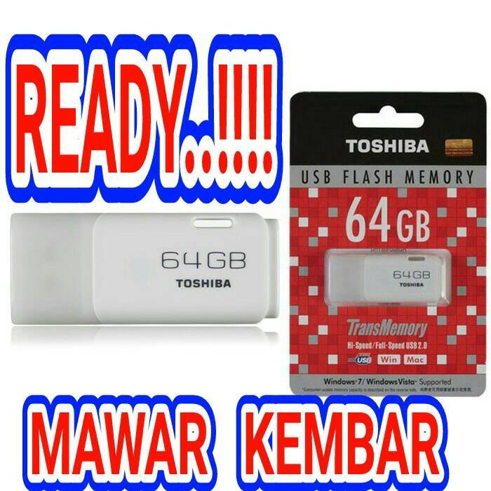 harga Flashdisk toshiba 64gb flas disk toshiba 64 gb Tokopedia.com