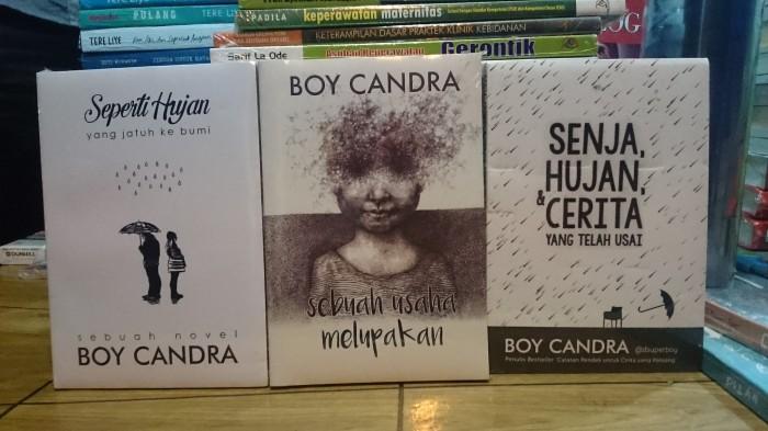Boy candra 3 buku