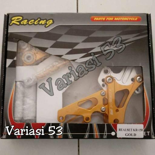 harga Footstep underbone yoshimura thailand kawasaki ninja 150 gold Tokopedia.com