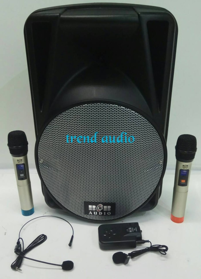 harga Speaker meeting portable bob audio b-s 12 Tokopedia.com