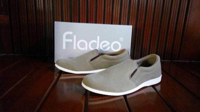 harga Sepatu casual slip on fladeo original Tokopedia.com
