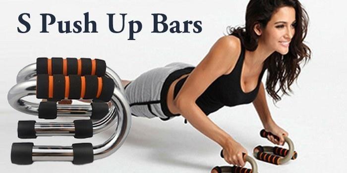 harga Push up bar / alat fitness / fitness bar / push up bars/ alat olahraga Tokopedia.com