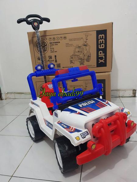 Jual Shp Xjp 633 Mobilan Jeep Mainan Anak Mobilan Dorong Jakarta Utara Jaya Abadi99 Tokopedia