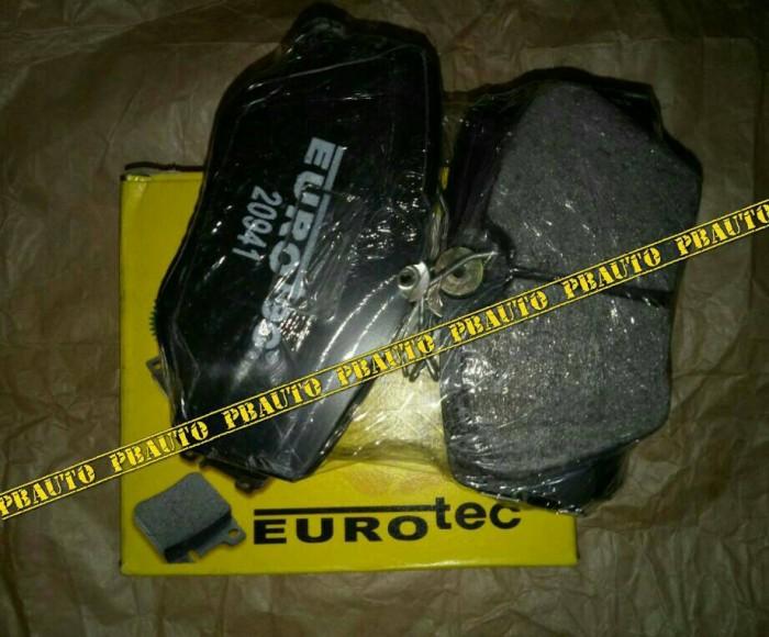 harga Kampas rem depan w124 ( brake pad ) eurotec onderdil mercy Tokopedia.com