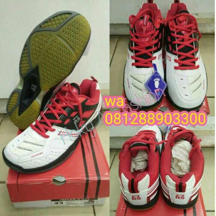harga Sepatu badminton rs jeffer r 851 / rs 851 - original Tokopedia.com