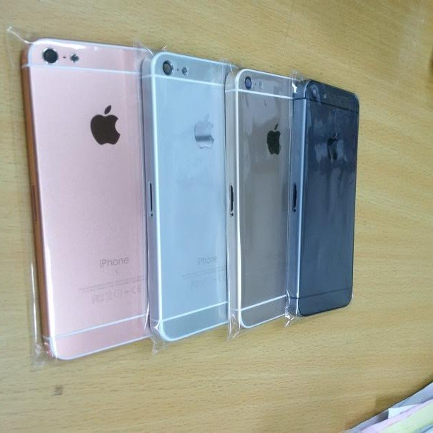 casing iphone 5   5g model iphone 6 housing fullset original 8b12bd9590