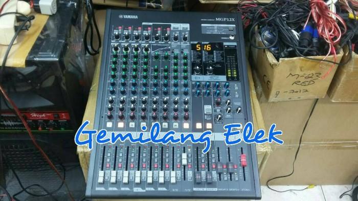 harga Mixer yamaha mgp-12x (12channel) original Tokopedia.com