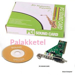 harga Pci sound card murah pci sound card Tokopedia.com