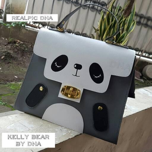 Foto Produk tas fashion wanita murah backpack keky bear grosir tas selempang dari Then4Shop