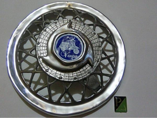 harga Dop velg roda babet alumunium vespa super r8 1set d/b motif silang Tokopedia.com