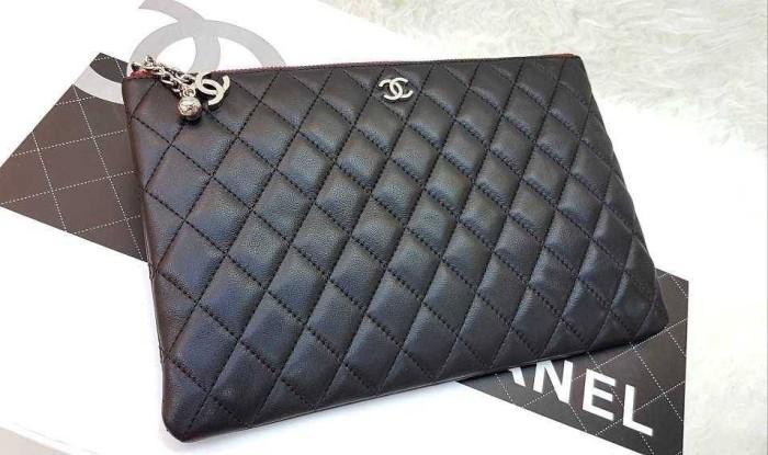 300f0e46d50e92 Jual Chanel Envelope Clutch Caviar - DKI Jakarta - QyFashion Shop ...