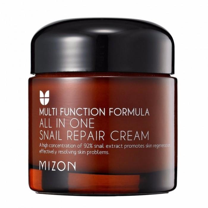 MIZON MULTI FUNCTION FORMULA ALL IN ONE SNAIL SKIN REPAIR CREAM 75 ML
