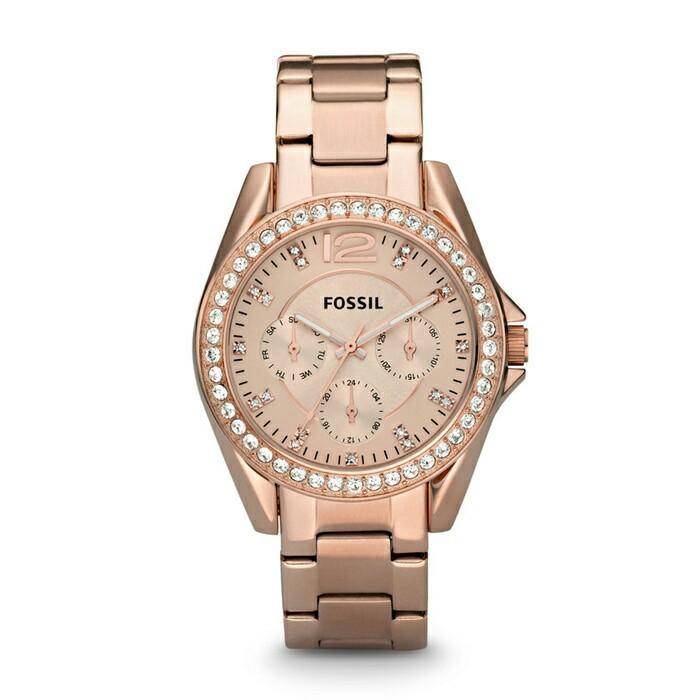 harga Jam tangan wanita fossil es2811 original Tokopedia.com