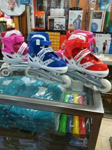 harga Sepatu roda inline skate sol power size s m l Tokopedia.com