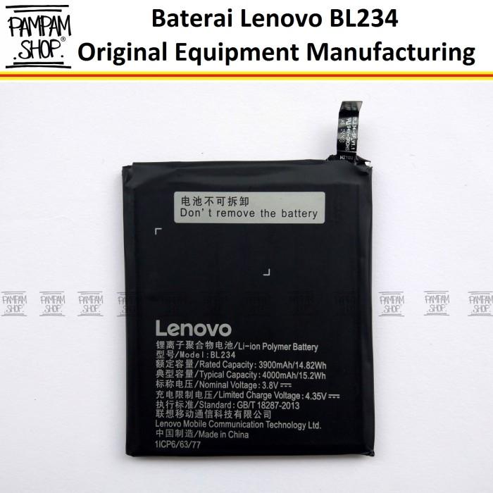 harga Baterai handphone lenovo bl234 p70 p70t original batre batrai bl 234 Tokopedia.com