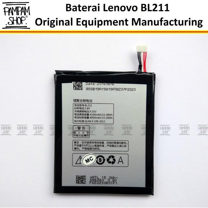 harga Baterai handphone lenovo bl211 p780 original batre batrai bl 211 p 780 Tokopedia.com