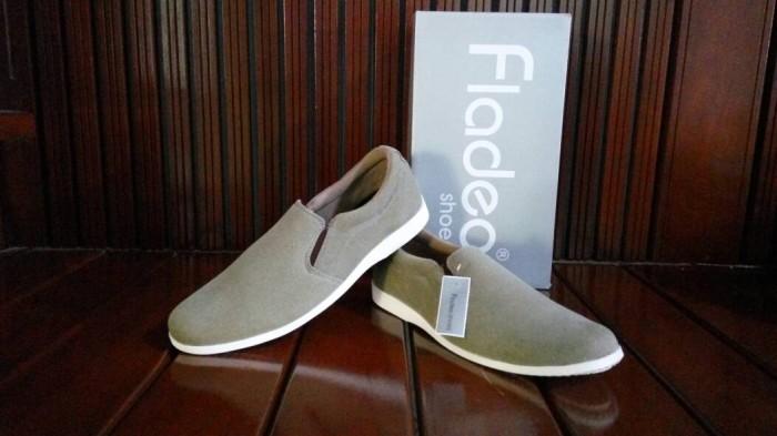 harga Sepatu casual fladeo cream original Tokopedia.com