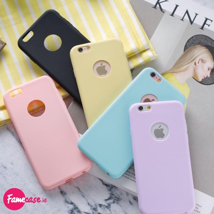 harga Case Terbaru Candy Colorful Soft Case For Iphone 5, 5s, Se, 6, 6s, 6+, Tokopedia.com