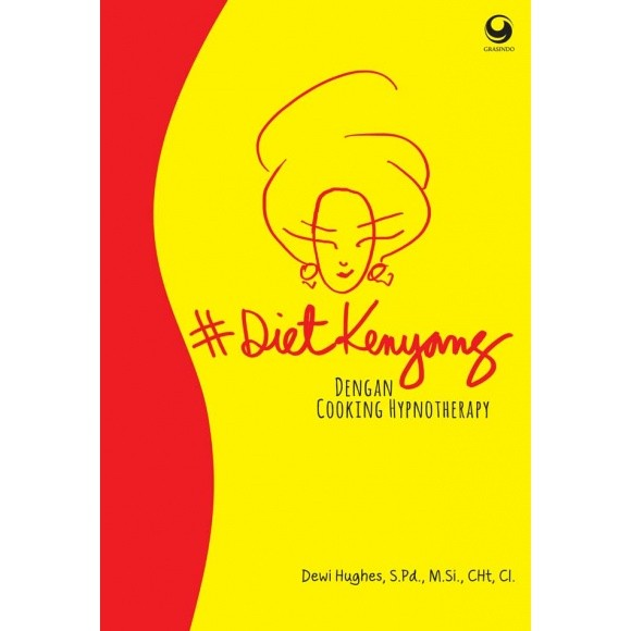 harga Dietkenyang ( diet kenyang ) dengan cooking hypnotherapy dewi hughes Tokopedia.com