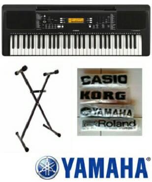 harga Keyboard yamaha psr e 363 + stand + cover Tokopedia.com