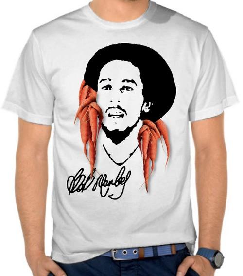 harga Kaos bob marley - reggae (nm452) Tokopedia.com