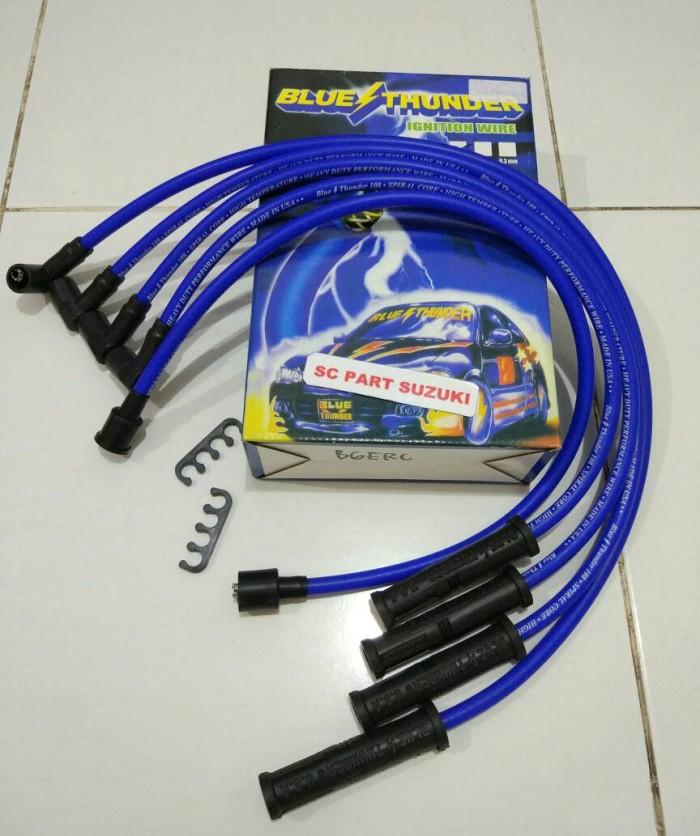 harga Kabel busi racing blue thunder suzuki vitara escudo sidekick Tokopedia.com