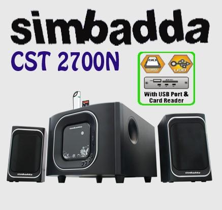 harga Speaker simbada cst 2700n Tokopedia.com