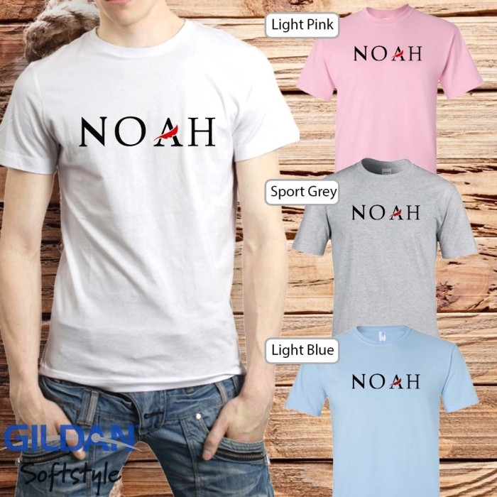 Kaos band noah merchandise music official 03 ...