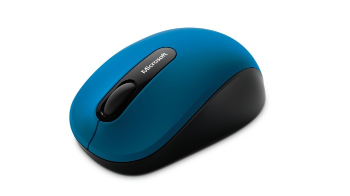 bluethooth mobile mouse 3600 - blue