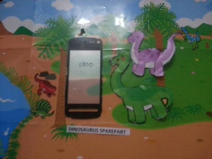 harga Touchscreen nokia 5800 Tokopedia.com