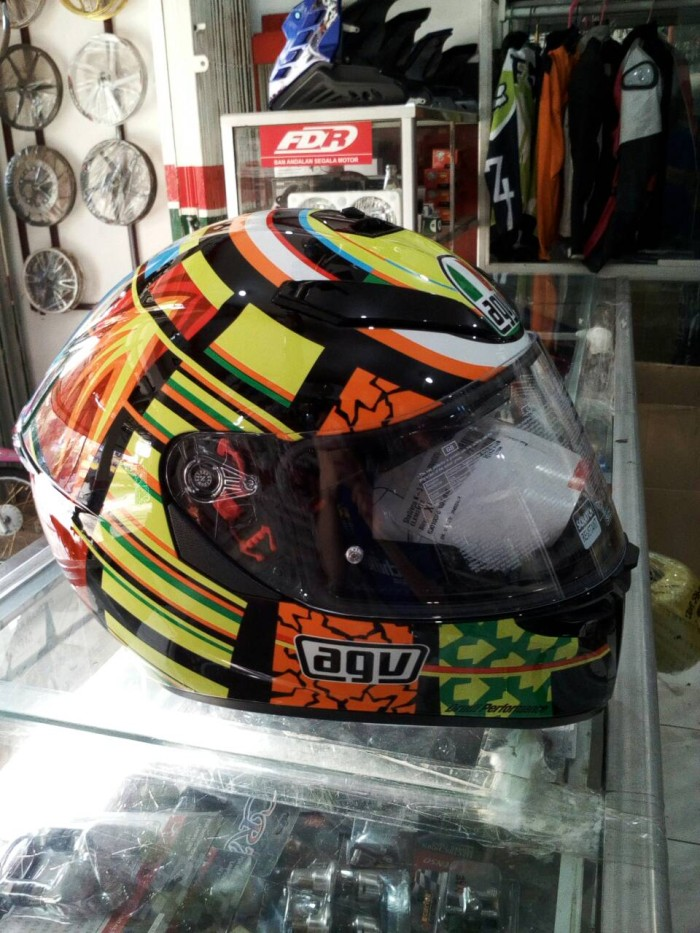 HELM AGV K3 SV ELEMENT M/L/XL 1