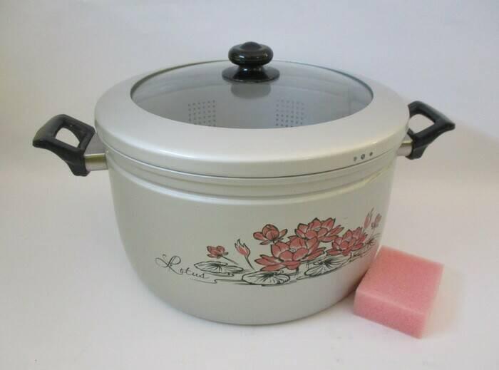 Peralatan Perlengkapan Perabot Dapur Panci Pancaguna Maspion 30