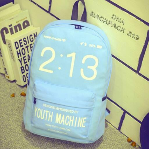 Foto Produk tas sekolah wanita murah backpack smartpone grosir tas ransel dari Then4Shop