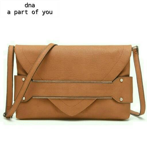 Foto Produk tas fashion wanita murah slingbag clutch grosir tas selempang dari Then4Shop