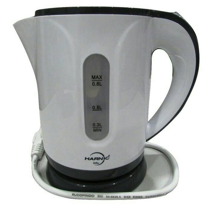 harga Harnic heles hl-6316 - teko listrik/kettle pemanas air Tokopedia.com